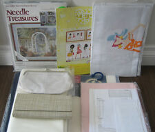 Cross Stitch Lots - Kit/Fabric/Aida/Purse/Pattern Rare Items