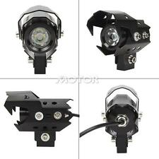 Motorcycle CREE U8 125W White LED Driving Fog Head Spot Light For BMW Spotlight