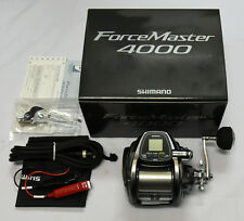 NEW Shimano Force Master 4000  Big GAME Electric Reel From Japan