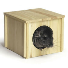 Super Pet - Chinchilla Hut - 8 x 8 x 6.25 Inch