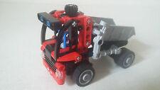 JOUET LEGO TECHNIC - CAMION BENNE - SET 8065 AVEC NOTICES