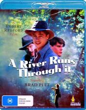 A RIVER RUNS THROUGH IT (1992 Brad Pitt)  -  Blu Ray - Sealed Region B for UK
