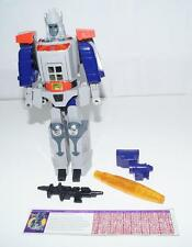 Galvatron WORKS ~ 100% Complete 1986 G1 Transformers Action Figure WITH TECH