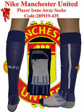 Man Utd  Player Issue GK Socks  UK 7.5-11.5 288919-435 (REDUCED)