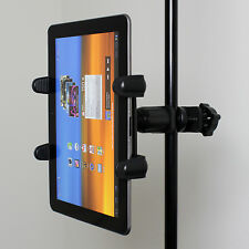 Microphone Stand Mount Tablet Holder For Samsung Galaxy Tab 3 7  8 8.9 Note 10.1