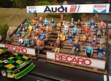 Slotcar RENNBAHN TRIBÜNE mit SITZBÄNKEN passend für Carrera Figuren       85600