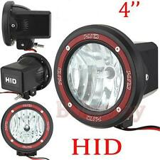 "55W 6000K 4"" HID Xenon Driving Work Lamp Spot Light OffRoad Truck SUV Jeep ATV"