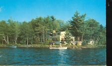 CADILLAC,MICHIGAN-SUNSET POINT CABINS-(MICH-C2)