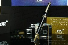 Montblanc Meisterstuck 165 Black/Gold  Mechanical  Pencil  0.7mm NEW CONDITION!