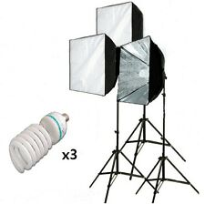 Photography quick set up softbox Continuous Light 1500 watt Video portrait Light