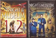 Night at the Museum Collection 1, 2 & 3 - DVD Triple Feature BRAND NEW