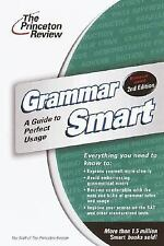Smart Guides: Grammar Smart by Princeton Review Staff (2001, Paperback)