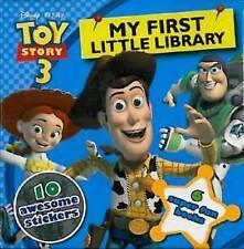 "Disney Little Library ""Toy Story 3"" [Board book] by UNKNOWN ( Author ), UNKNOWN,"