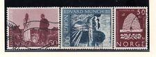 Noruega Valores del año 1963-64 (BG-211)