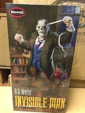The Invisible Man  1/8 scale Model Kit by Moebius mint in box unbuilt