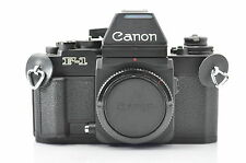 Canon New F-1 F1 AE Finder 35mm SLR Film Camera Body From Japan Free Shipping