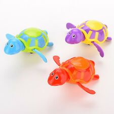 Hot Baby Toys Turtle Bath Toys Swimming Animal Water Toys for kids