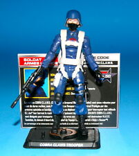 GIJOE 50TH COBRA CLAWS TROOPER LOOSE COMPLETE