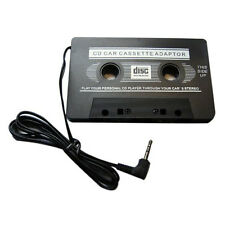 Car Radio Cassette Tape Adapter Audio CD Music MP3 iPhone iPod Android 3.5mm