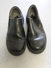 """Dr. """"Doc"""" Martens black leather loafers. Men's 7 (eur 39)"""
