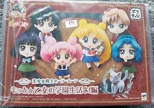 Sailor Moon Petit Chara More School Life! Limited Edition Set