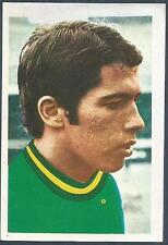 FKS 1970-MEXICO 70 WORLD CUP #057-BRAZIL-LEAO