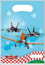 Childrens Boys DISNEY PLANES Character Birthday Party Loot Lucky Bags x 6
