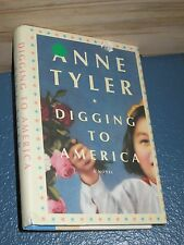 Digging to America by Anne Tyler HC/DJ 1st *FREE SHIPPINGt* 0307263940