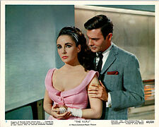 The V.I.P.s Original Lobby Card Elizabeth Taylor Louis Jourdan
