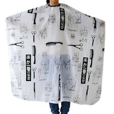 Hair Cut Cape Pro Salon Styling Cutting Hair Barber Hairdressing Cape Gown Cloth