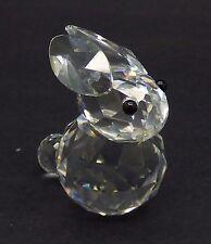 SWAROVSKI Crystal CONIGLIO MINI 014849-CONDIZIONI ECCELLENTI