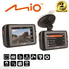 "Mio MiVue 618 Extreme 1080P HD 2.7"" GPS Car Dash Cam Camera, Accident Recorder"