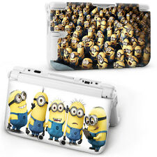 DESPICABLE ME MINIONS (A) Hard Case Cover For OLD STYLE NINTENDO 3DS XL