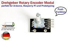 Digital Drehgeber Rotary Encoder Modul für Arduino Raspberry Pi Mikrocontroller