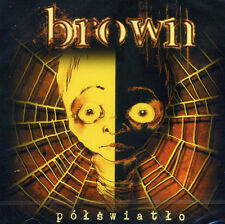 CD BROWN Półświatło