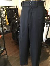 Yohji Yamamoto Size S Black Wool Pants High Waisted
