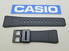 Genuine Casio Data Bank DBC-62 CBA-10 CFX-40 DBC-31 DBC-61 DBC80 watch band 22mm