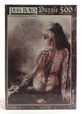 2008 Educa FIVE FACES OF HECATE Spanish Puzzle by LUIS ROYO 1000 pcs SEALED VHTF