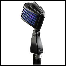 Heil Sound The FIN Dynamic Microphone Live vocal / Broadcast Black with Blue LED