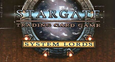 STARGATE TCG CCG SYSTEM LORDS Apophis, The Serpent God #288 FOIL
