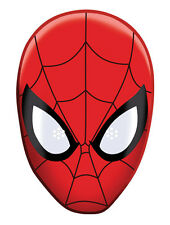 Spiderman Official Marvel Single Card Face Mask. Take a superhero to the party