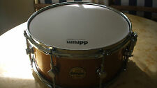ddrum Paladin Maple 14 Inch Snare Drum  Inca Gold