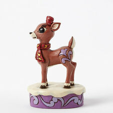 Jim Shore Christmas Clarice Personality Pose 4041647 Rudolph Reindeer Traditions