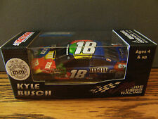 RARE Kyle Busch 2014 M&M's Pretzel #18 JGR Camry 1/64 NASCAR
