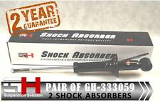 2 NEW REAR GAS SHOCK ABSORBERS MITSUBISHI OUTLANDER 04-07 ///GH-333059///