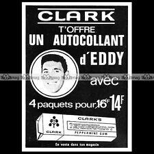 Chewing-Gum CLARK & EDDY MERCKX 1972 (Vélo Cyclisme) - Pub / Publicité / Ad #D11
