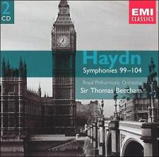 Haydn: Symphonies Nos. 99-104 ~ Sir Thomas Beecham / Royal Philharmonic