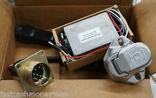 MILITARY M872A4 SEMI TRAILER 24 TO 12 VOLT CONVERTER ABS MWO KIT 9-2330-331-23-1