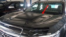 MATT BLACK HOOD SCOOP TRIM FOR NISSAN NAVARA/NP300 2015