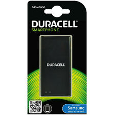 Duracell Replacement Rechargable Smartphone Battery for Samsung Galaxy S5 New Uk
